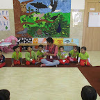 INTRODUCTION TO PIGEON FOR NURSERY, WITTY WORLD (1.12.2016)