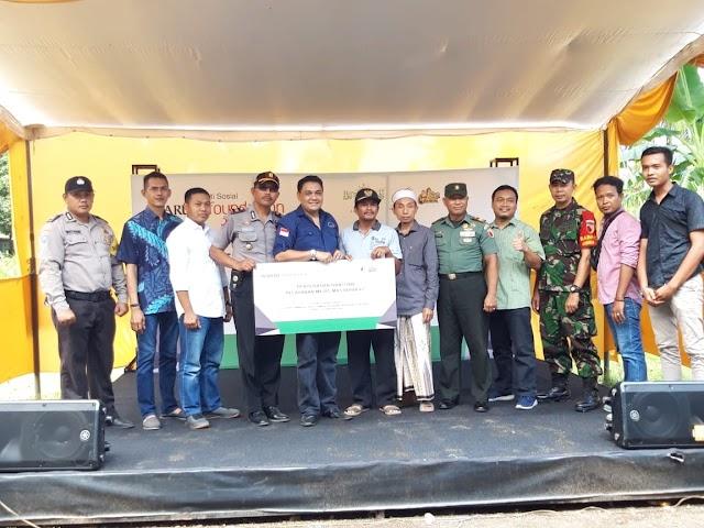 RMI Jatim dan YBSI- DF  Gelar Baksos di Ponpes Nurul Jadid Situbondo