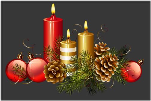 fotos velas de Navidad (15)