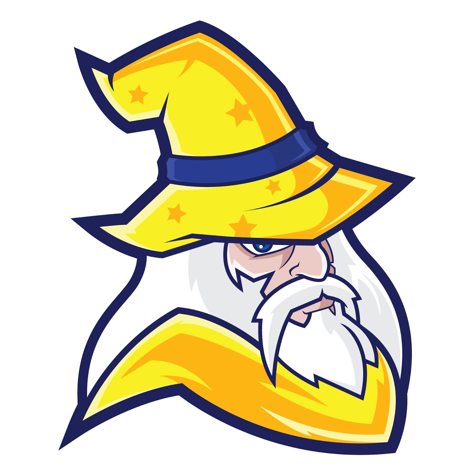 Wizard Logo Free Download Vector CDR, AI, EPS and PNG Formats