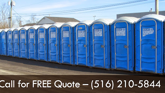 Long Island Porta Potty Rentals