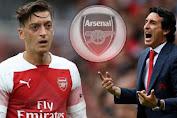Mesut Ozil Jadi Penghalang Arsenal Rekrut Pemain Baru