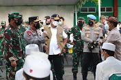 Tinjau Bangkalan Bareng Panglima TNI, Kapolri Paparkan Langkah Selamatkan Warga dari Risiko Covid-19