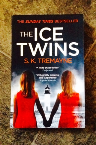 Book Review: The Ice Twins by S.K. Tremayne