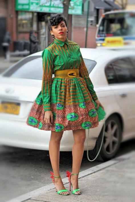 Traditional Shweshwe Dresses 2018 African Traditional Clothing 1