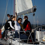 Božićna regata 2013 - Biograd -Zadar - Zadar