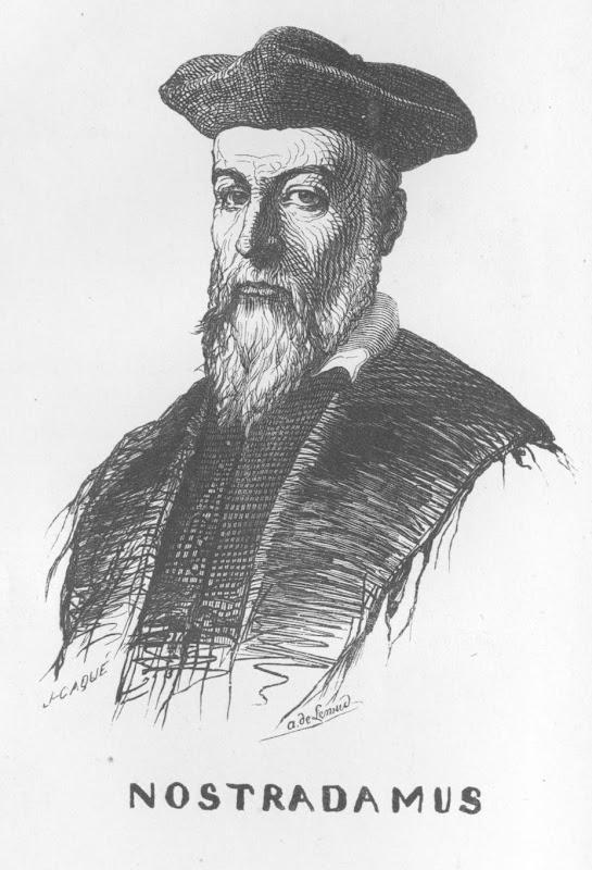 Nostradamus By Lemud, Nostradamus