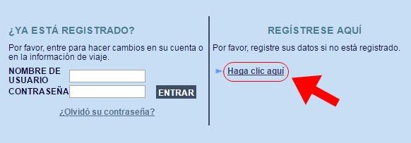 Abrir mi cuenta en Registro de Viajeros - 648
