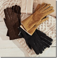 Celtic and Co Sheepskin Gloves
