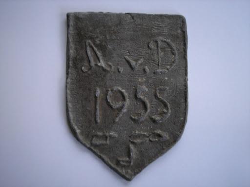 Naam: A van DijkPlaats: HaarlemJaartal: 1955