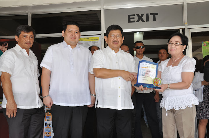 Angeles City, Pampanga as top performing LGU