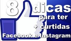 8 dicas pra conseguir mais curtidas likes no facebook e instagram