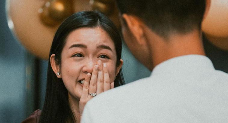 Bulilit No More! Goin Bulilit Star Trina Legaspi Engaged na sa kanyang long time Boyfriend