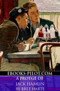 Cover of A Protge Of Jack Hamlin