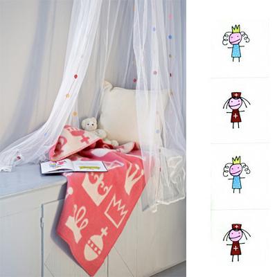 barntyger.se: Inspiration barnrum för alla prinsar och prinsessor