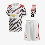Jual Jersey Anak Manchester United Third 2020-2021