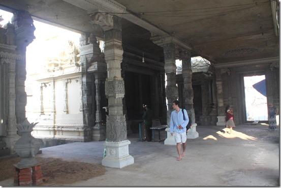 Галле, індуїстський храм