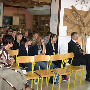 Spotkanie z panem Edwardem Kozikiem - 18 września 2009