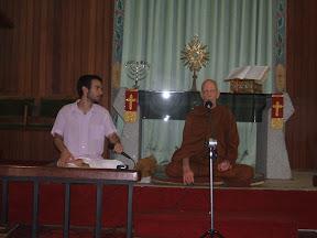 Palestra na Igreja Bethesda - Copacabana