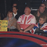 OIC - ENTSIMAGES.COM - CBB Fans at the  Celebrity Big Brother - double eviction in London 22nd September 2015 Photo Mobis Photos/OIC 0203 174 1069