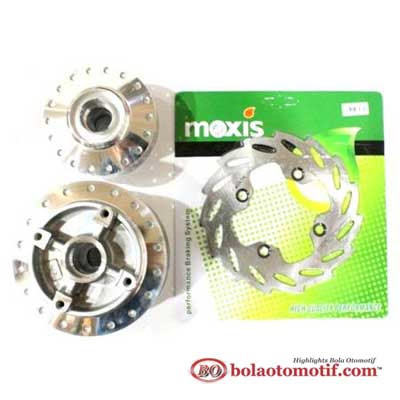 tromol set disc jupiter mx modifikasi