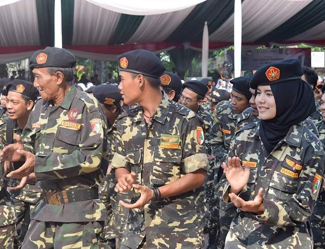Dibully Dan Dicaci, Banser Kian Digandrungi, 5000 Kader Siap Dilantik di Garut