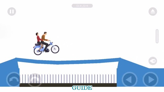 Guide: Happy Wheels - náhled