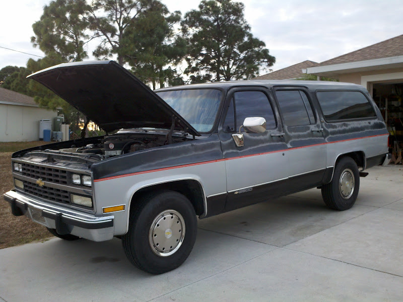 Last of the Squares! 454 BBC Suburban - PerformanceTrucks net Forums