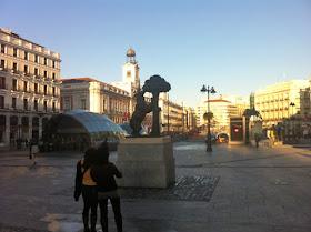 Ruta en bici de Madrid a Colmenar Viejo, mayo 2012