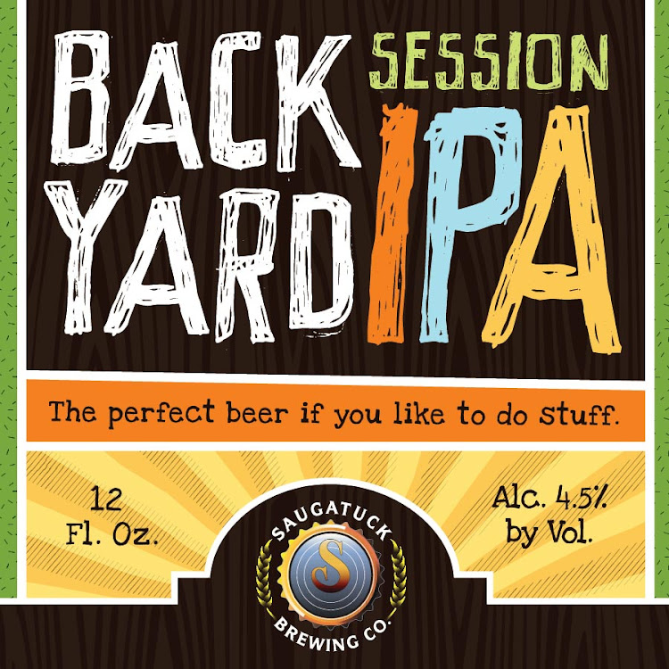 Logo of Saugatuck Back Yard IPA