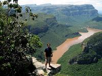 Blyde River Canyon, Drakensburg Escarpment, South Africa