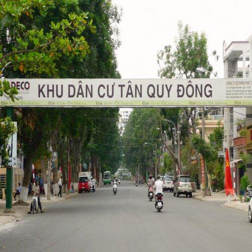 Dịch vụ chuyển nhà KDC Tân Quy Đông Quận 7 TPHCM