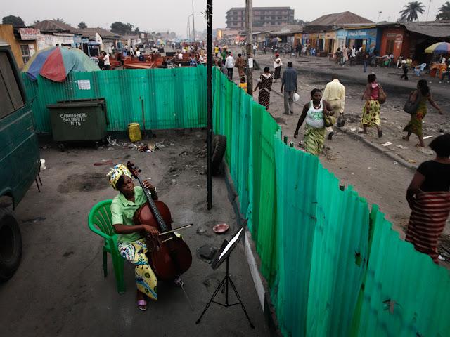 Kinshasa Symphony Josephine Mpongo orquesta sinfónica Orchestre Symphonique Kimbanguiste