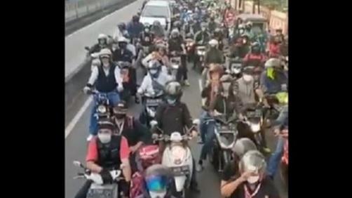 Viral Video Demo PT Sentul City, Don Adam: Revolusi Dimulai dari Sentul?