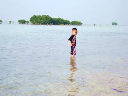 family trip pulau pari 090716 Fuji 130