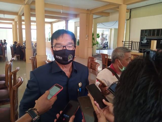 LKPj Disetujui DPRD Barsel dengan Dua Catatan