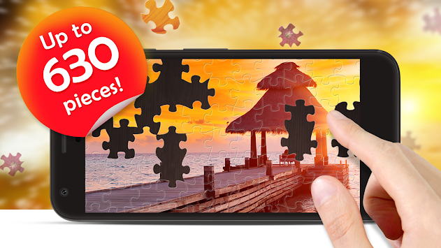 Magic Jigsaw Puzzles apk screenshot