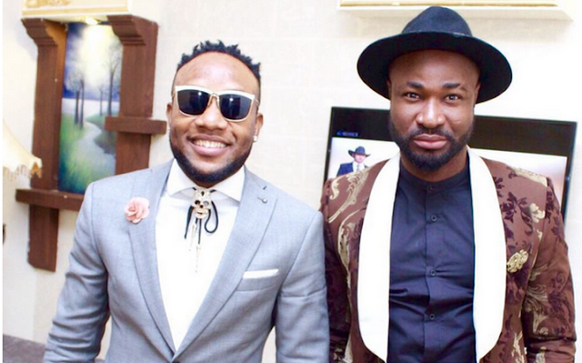 Harrysong and kcee pics