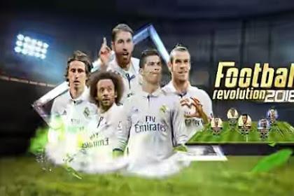 Soccer Revolution 2018: 3D Real Player MOBASAKA v0.9.12 Full Apk+Obb For Android