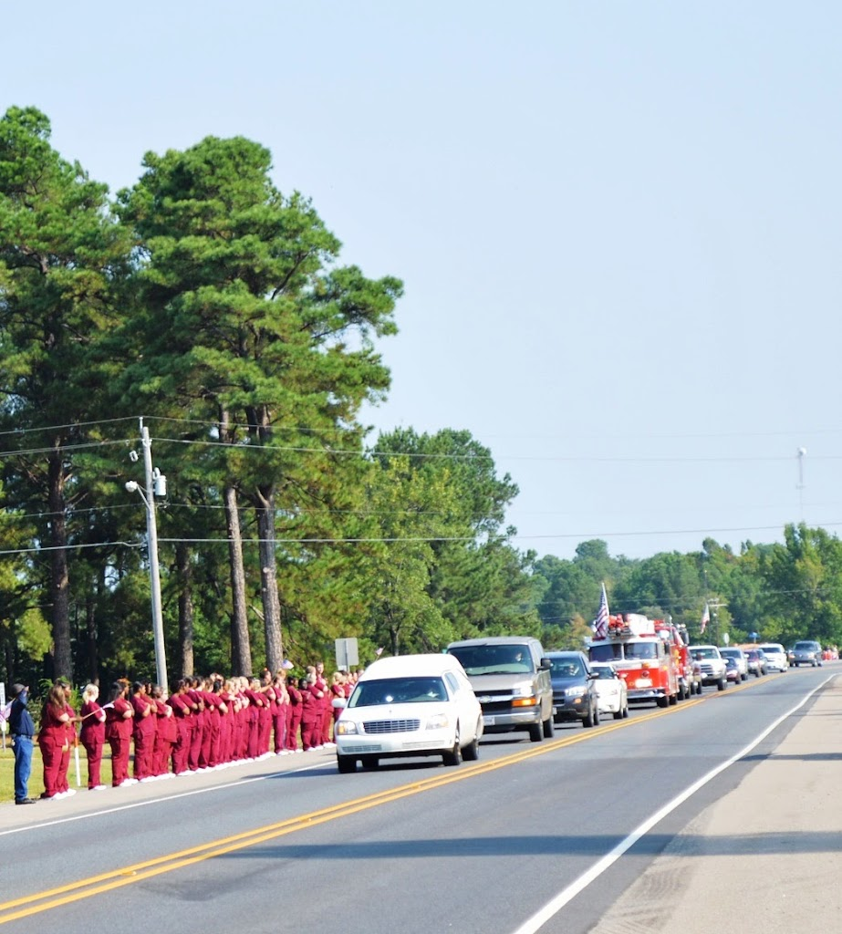 Honoring Sergeant Young Procession - DSC_3229.JPG
