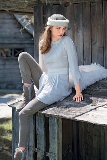 Burda dergisi Kasım 2016 bluz tunik