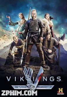 Huyền Thoại Vikings 2 - Vikings Season 2 (2014) Poster