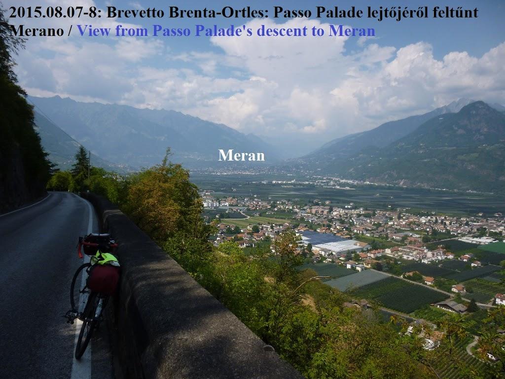 Alps , Alpok , Alpi - Brenta - Ortles brevetto : Passo Palade - Györgyi Gábor 2015