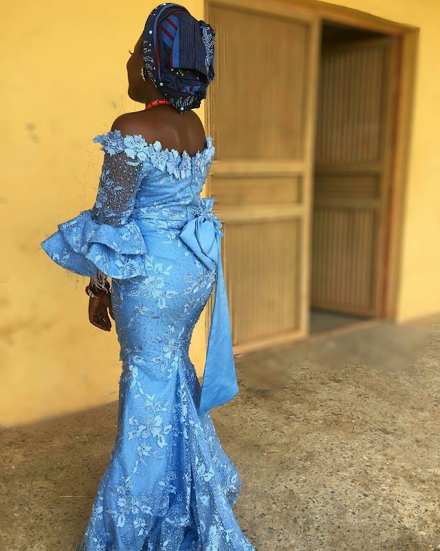 Owambe Style Inspiration: What do you think about this Style?