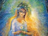 Goddess Of The Spring