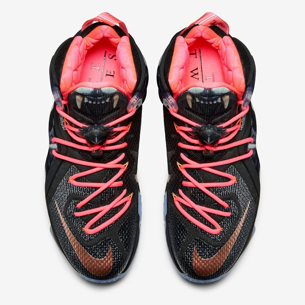 3f1a7ecc9199e ... Available Now Nike LeBron 12 Elite Rose Gold ...