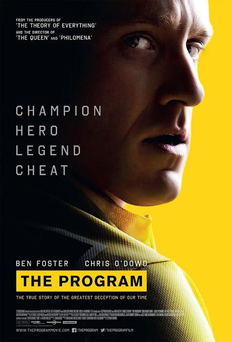 Το Πρόγραμμα (The Program) Poster