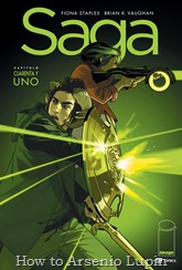 """Actualización 14/01/2017: Se agrega el número 41 por AT-Noir de AT-Comics. """"La guerra por PHANG,"""" Quinta parte. (Impresionante trabajo llevando la serie al día con USA por cierto). Alana y Marko continúan peleando su su guerra..."""