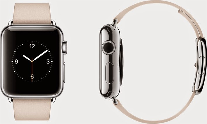 Apple Watch_pink_leather