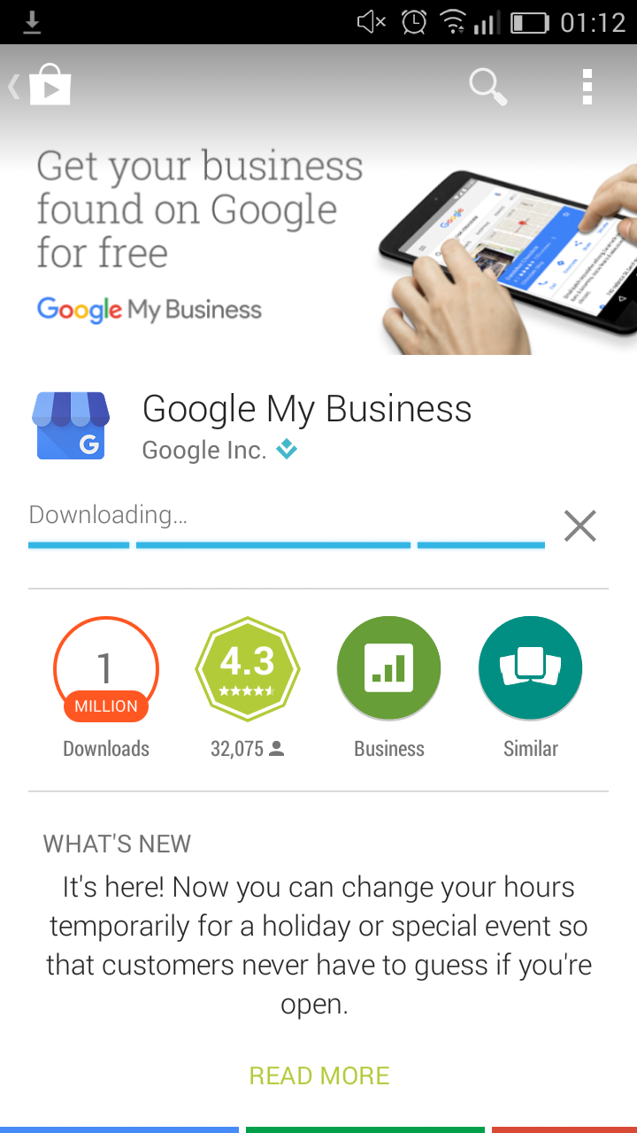 Apps won't download from the Google Play Store on Android - Google